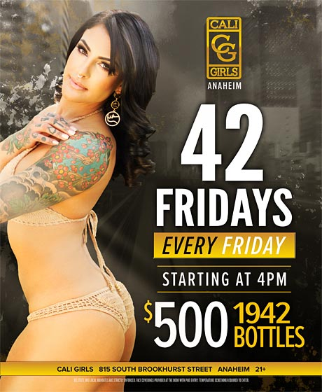42 Fridays